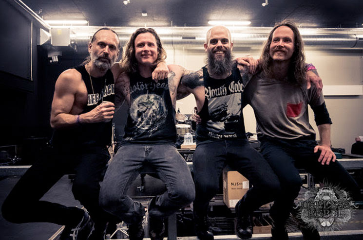 Baroness Guitarist Peter Adams Leaves Band