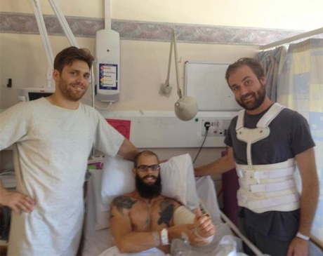 Baroness Members Released from Hospital; Band Cancel All 2012 Tour Commitments
