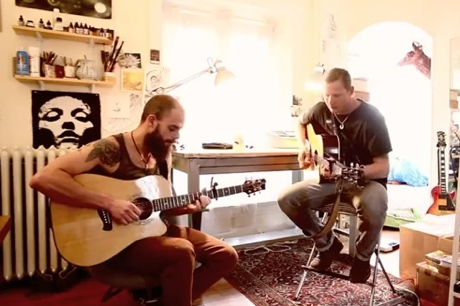 Baroness 'Stretchmarker' (acoustic video)