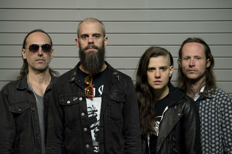 "Red, Blue, Yellow, Green, Purple: Baroness Discuss the Colours That Inspired ""Complex"" New Album 'Gold & Grey'"