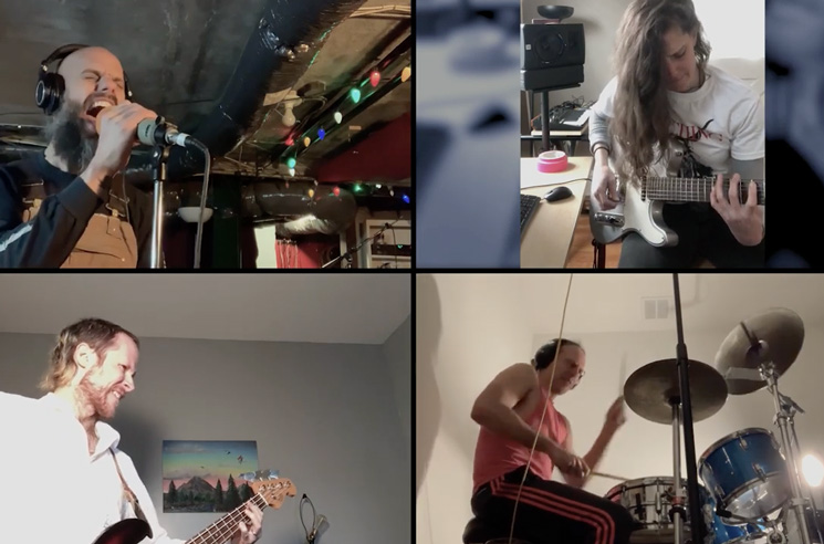 Watch Baroness Perform 'Tourniquet' in Isolation