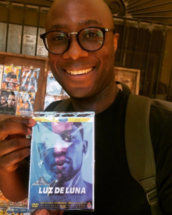 Oscar Winner Barry Jenkins Finds Mexican 'Moonlight' Bootleg, Finally Feels Like He's Made It