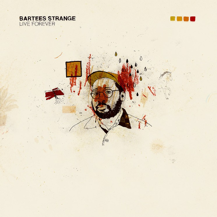 Bartees Strange's Ambitious Creative Vision Comes to Life on 'Live Forever'