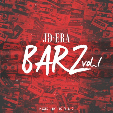 JD Era 'Barz Vol. 1' (mixtape)