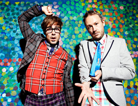 "Basement Jaxx on 'Junto': ""The Album Is Making a Positive Stand"""