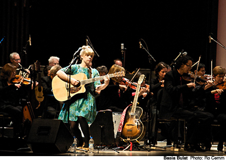 Basia Bulat and Symphony Nova Scotia Rebecca Cohn Auditorium, Halifax NS October 22