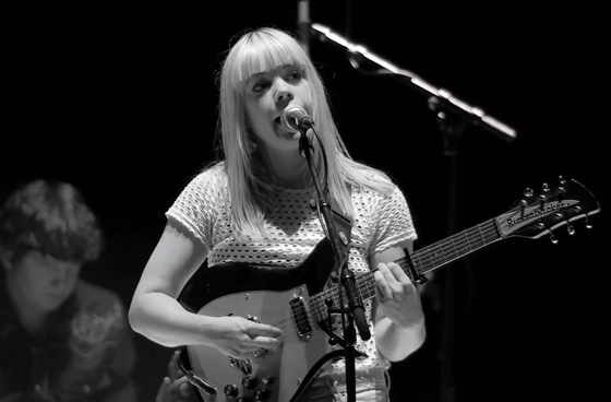 Basia Bulat 'Live at Massey Hall' (short film)