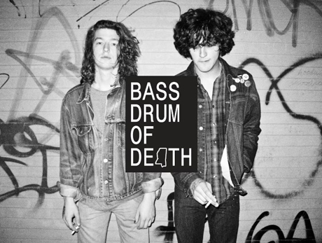 Bass Drum of Death and DZ Deathrays Announce New Split Seven-Inch, North American Tour