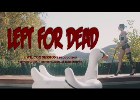 "Bass Drum of Death ""Left for Dead"" (NSFW video)"
