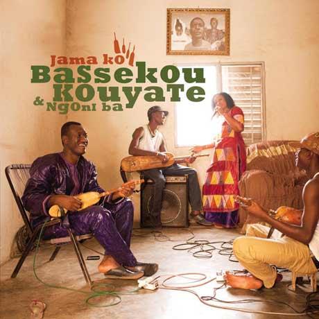 Bassekou Kouyate & Ngoni Ba Jama ko