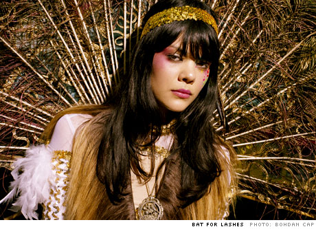 Bat for Lashes 'The Wizard""