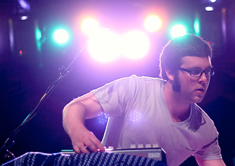 Baths Hits Up Toronto and Montreal on 2011 North American Tour