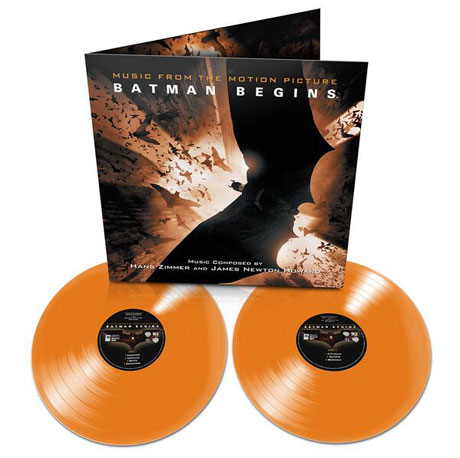 Hans Zimmer's 'Batman Begins' Score Gets Limited Vinyl Reissue