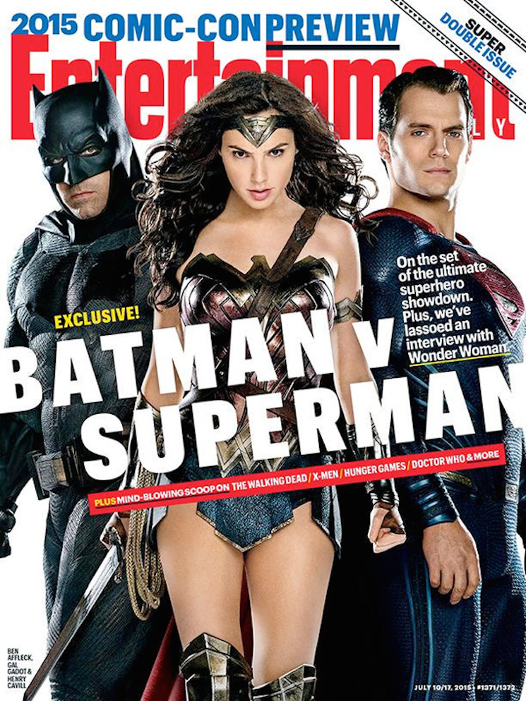 Set Photos Emerge from 'Batman v Superman: Dawn of Justice'