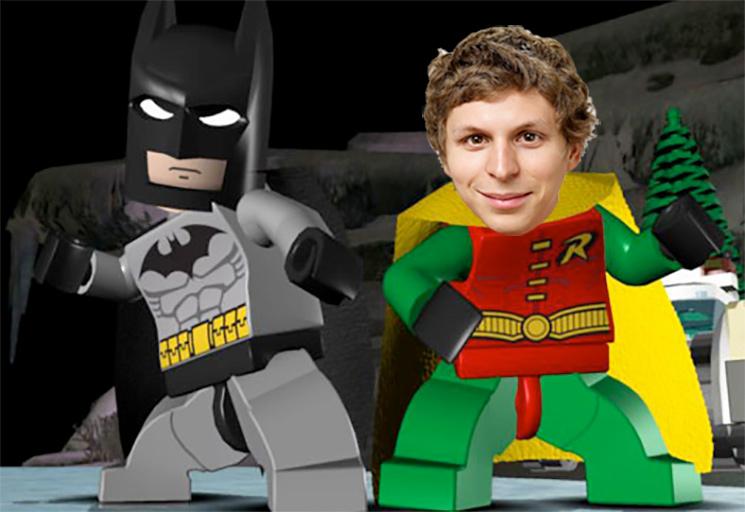 Michael Cera Will Voice Robin in 'Lego Batman'