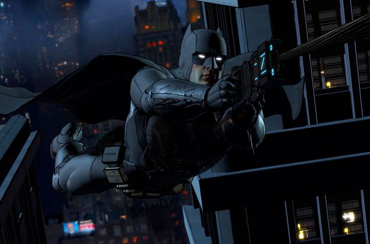 Batman: The Telltale Series (Episode One: Realm of Shadows)  Multiplatform