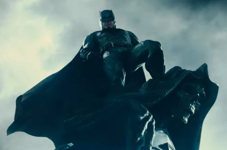 Ben Affleck and Michael Keaton Are Both Playing Batman in the Exact Same Movie