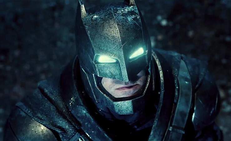 Ben Affleck Begrudgingly Admits He's Directing a Batman Movie