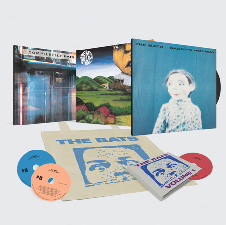The Bats Treated to More Deluxe Reissues via Captured Tracks
