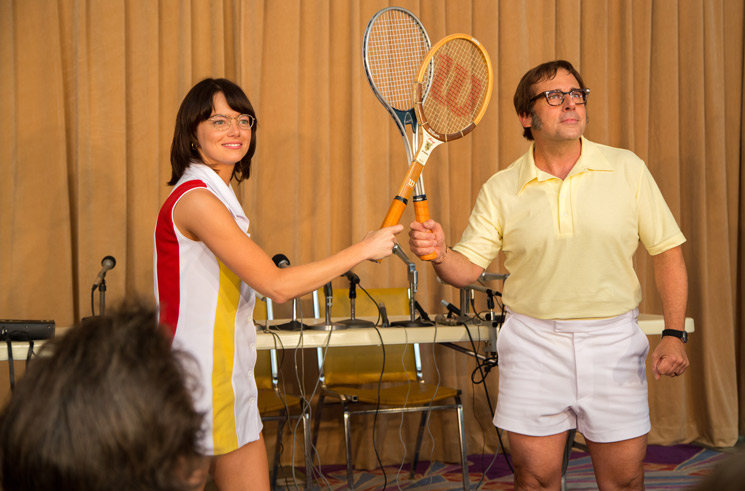 Battle of the Sexes Directed by Jonathan Dayton and Valerie Faris