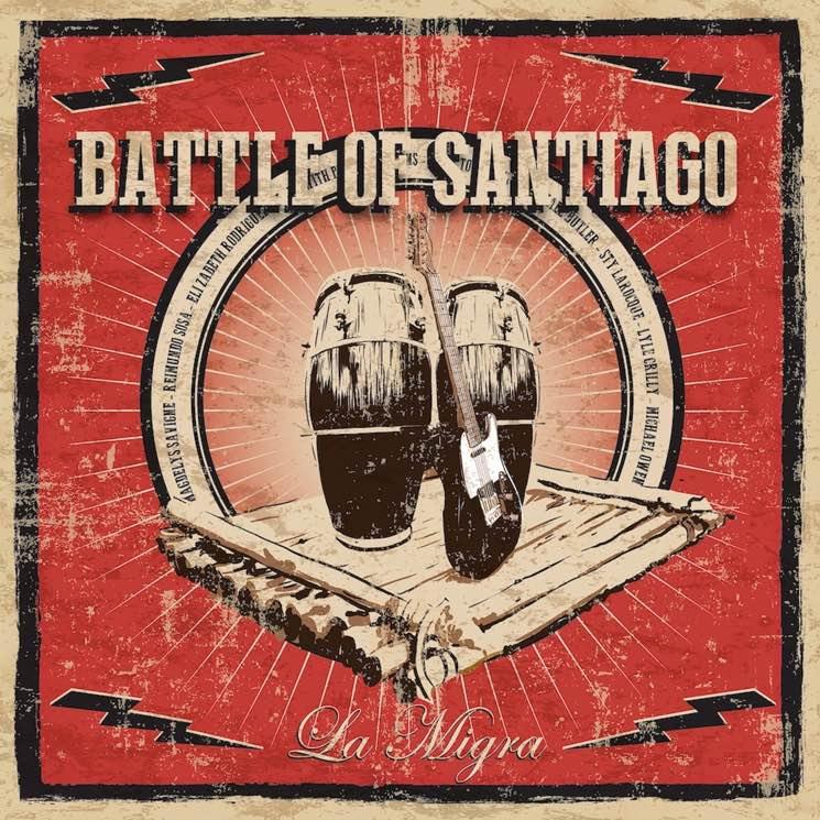 Battle of Santiago La Migra
