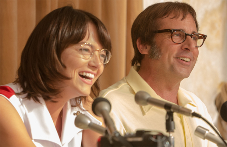 Emma Stone and Steve Carell Square Off in the First Trailer for 'Battle of the Sexes'