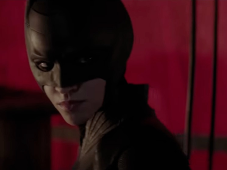 Here's the First Trailer for Ruby Rose's 'Batwoman'
