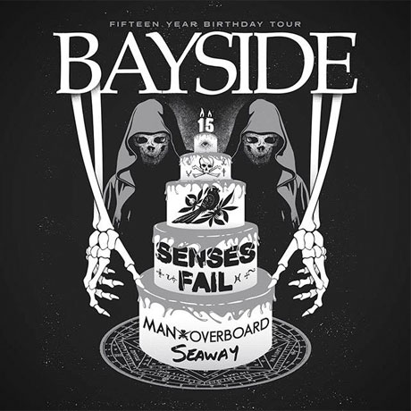 Bayside Announce 15th Anniversary Tour, 'Cult' Deluxe Edition