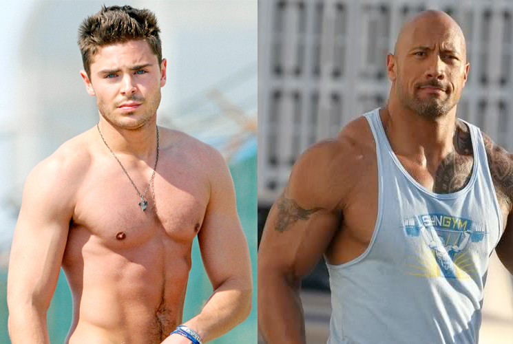 Zac Efron Joins Dwayne 'The Rock' Johnson's 'Baywatch' Reboot