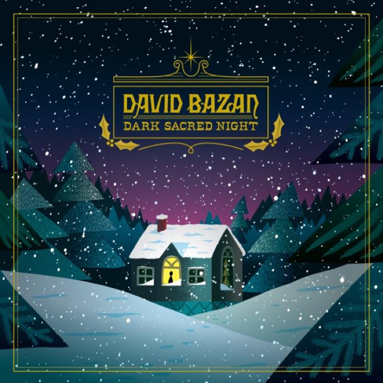 David Bazan Dark Sacred Night