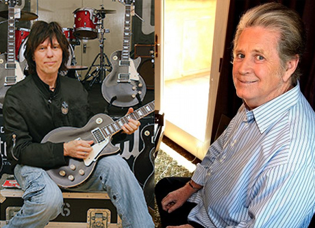 Brian Wilson and Jeff Beck Hit Toronto on Joint Tour