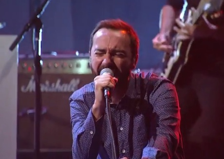 Broken Bells 'Live on Letterman'