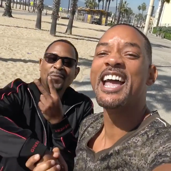 Will Smith and Martin Lawrence Confirm Their Return for New 'Bad Boys' Film