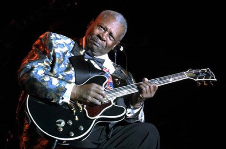 Blues Legend B.B. King Dies at 89