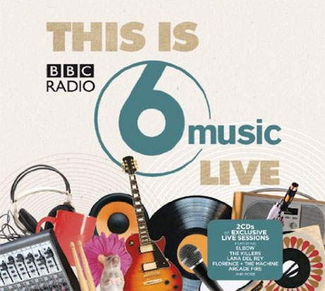 BBC Radio 6 Music Prep Live Compilation with Arcade Fire, Thom Yorke, Fleet Foxes