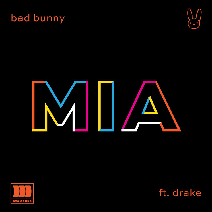 "Bad Bunny and Drake Team Up for ""MIA"""