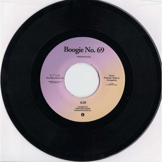 BADBADNOTGOOD 'Boogie No. 69'