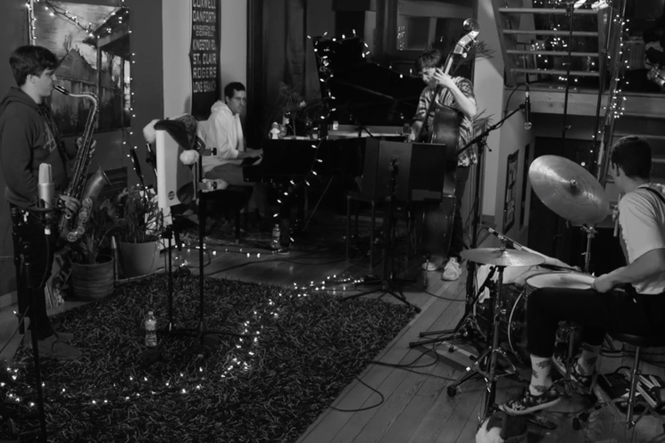 BADBADNOTGOOD 'Skating' (Vince Guaraldi Trio cover)