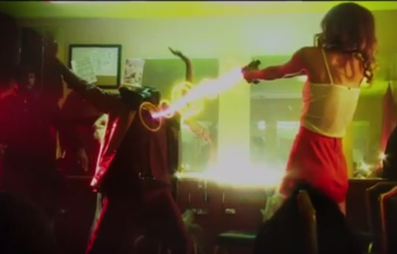 BADBADNOTGOOD & Ghostface Killah 'Ray Gun' (ft. DOOM) (video)