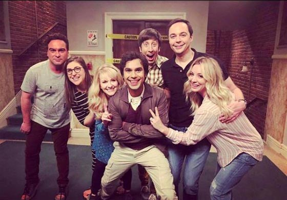 'The Big Bang Theory' Will End in 2019