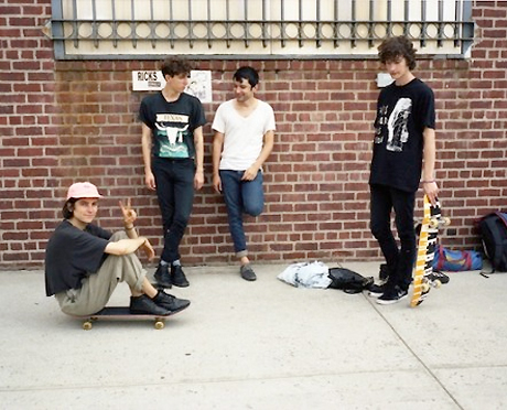Beach Fossils Announce West Coast Tour, Play Vancouver