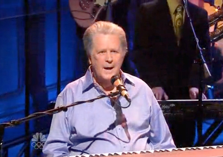 "The Beach Boys ""That's Why God Made the Radio"" (live on 'Leno')"