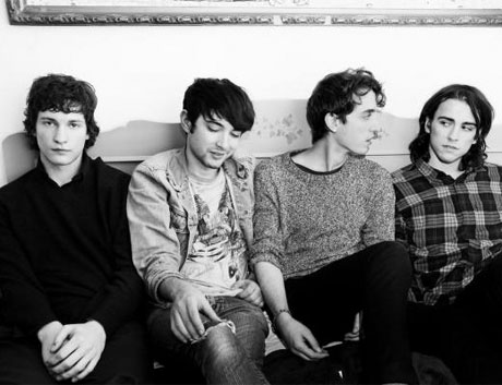 Beach Fossils / Craft Spells / Cosmetics Media Club, Vancouver BC May 8