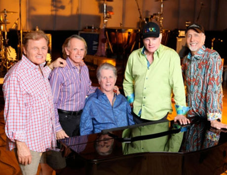 Beefs 2012: Beach Boys' Mike Love Responds to Accusations of Firing Brian Wilson, Al Jardine and David Marks