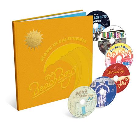 The Beach Boys Announce Career-Spanning Box Set: 'Made in California'