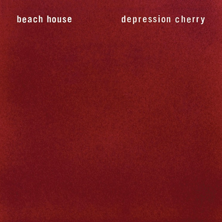 Beach House Return with 'Depression Cherry'