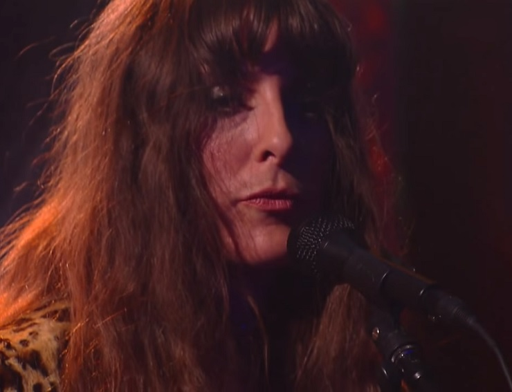 "Beach House ""One Thing"" (live on 'Colbert')"