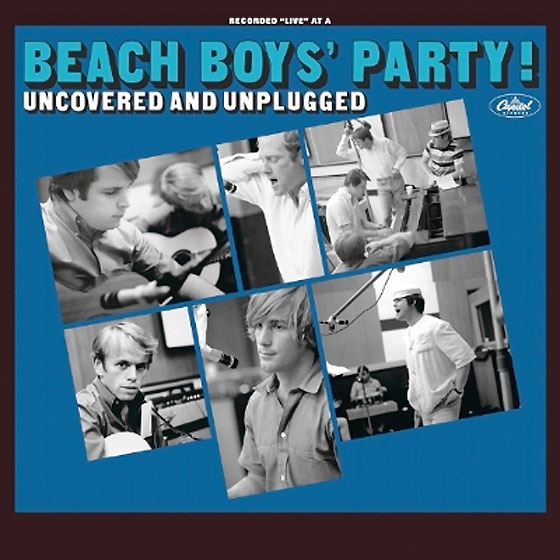 The Beach Boys' 'Party!' Gets Expanded Reissue