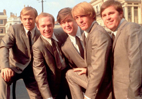 Beach Boys Once Again Contemplating Touring and Recording for 50th Anniversary