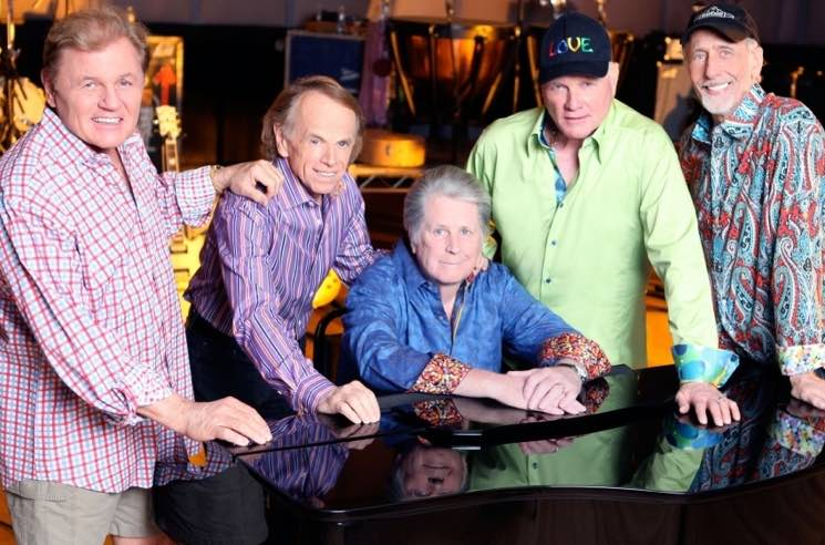 ​The Beach Boys Are Considering Playing at Donald Trump's Inauguration